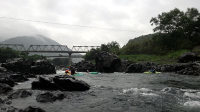 三島の瀬(1段目)